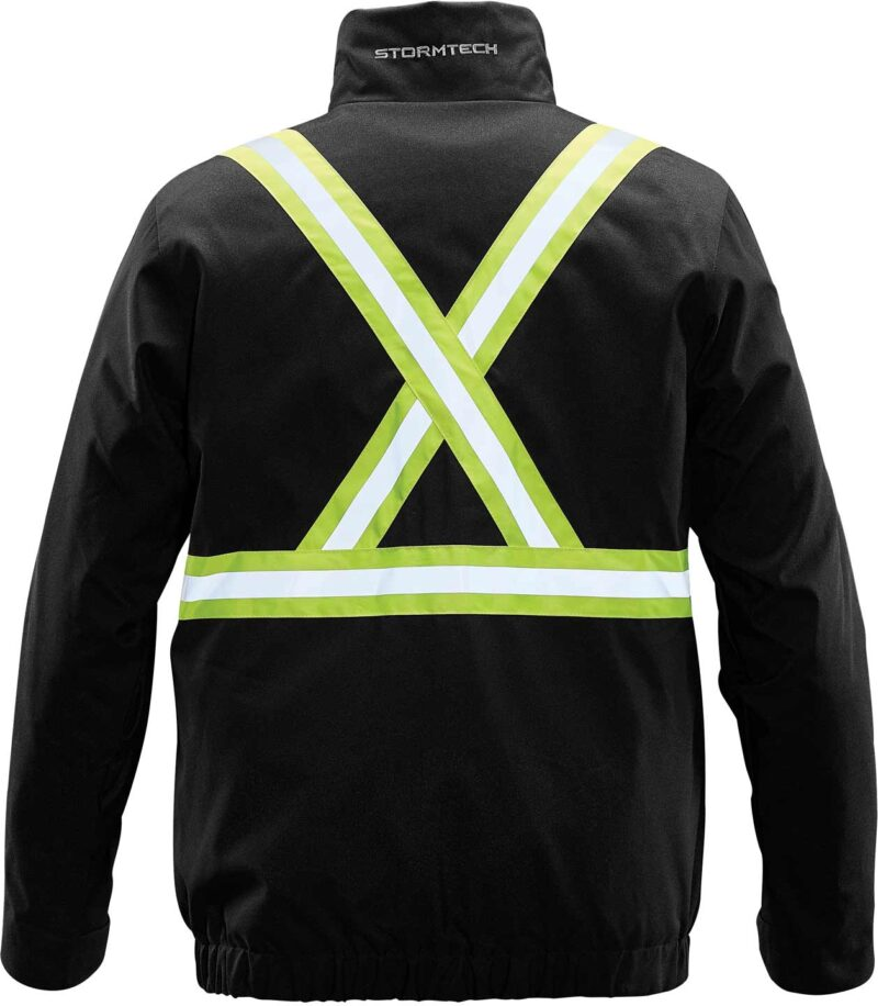 Unisex Hd 3-in-1 Reflective Jacket