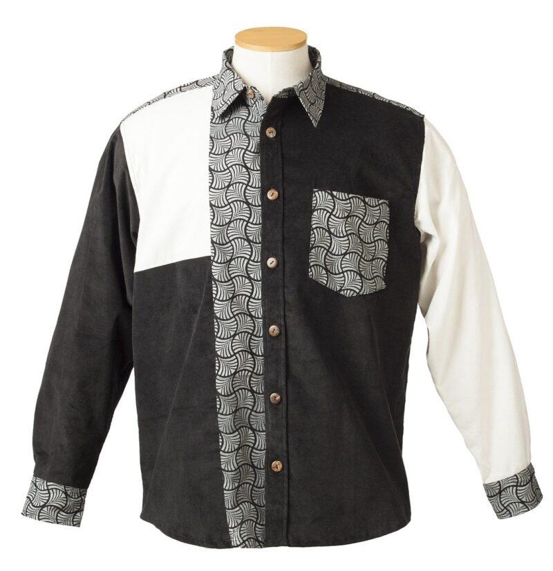 Pascal Button Shirt