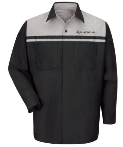 Lexus® Technician Shirts Long And Short Sleeve