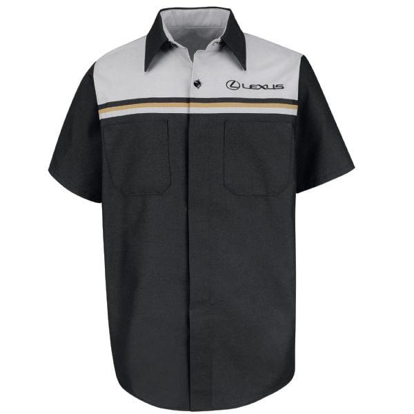 Lexus® Technician Shirts Long And Short Sleeve