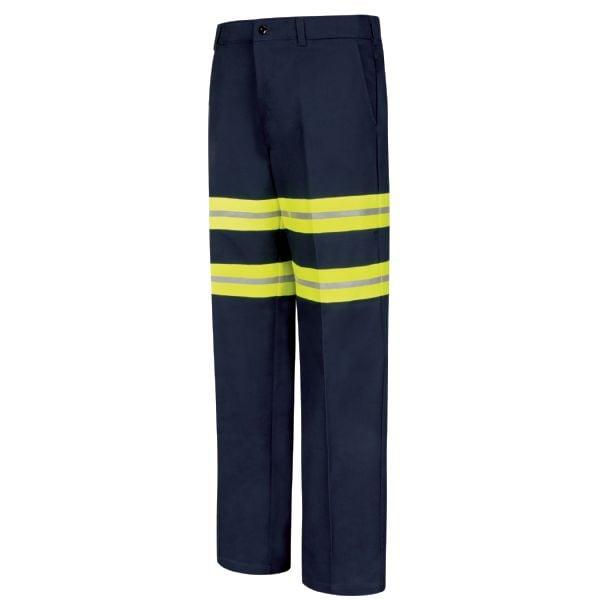 Enhanced Visibility Wrinkle-resistant Cotton Pant
