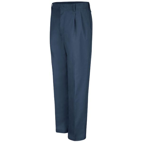 Men's Pleated Work Pant