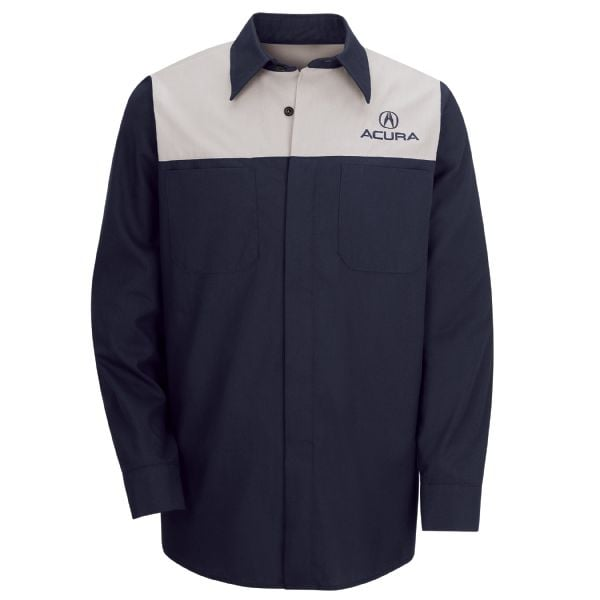 Acura® Technician Shirt Long And Short Sleeve