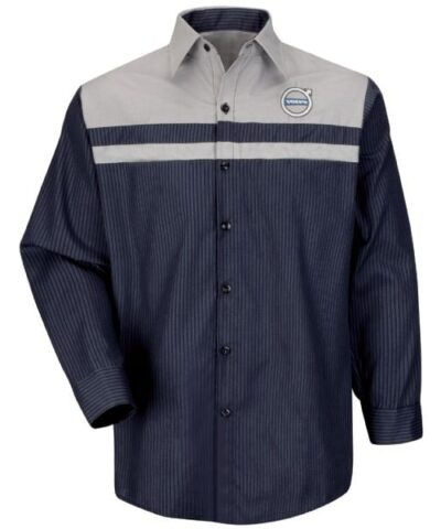 Volvo® Technician Shirt Long And Short Sleeve