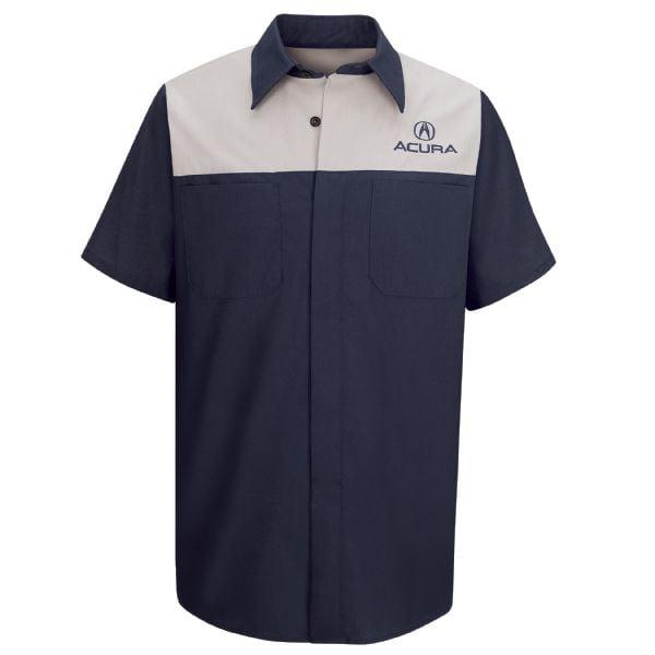 Acura® Technician Shirt Long And Short Sleeve