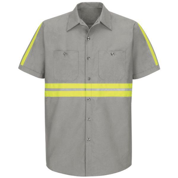 Enhanced Visibility Short Sleeve Shirt
