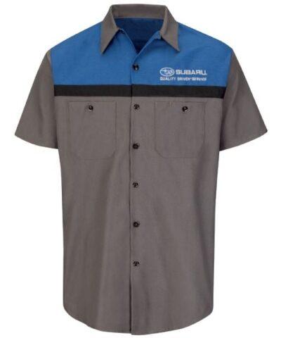 Subaru® Technician Shirt Long And Short Sleeve