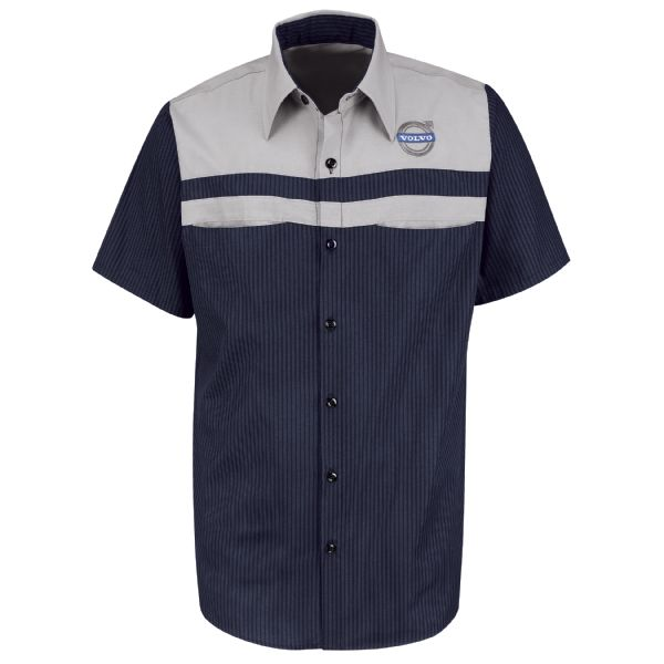 Volvo® Technician Shirt Long And Short Sleeve