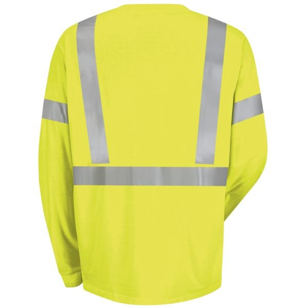 Hi-visibility Long Sleeve T-shirt – Type R, Class 2