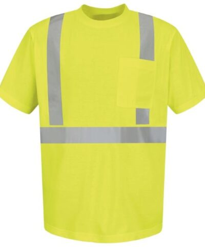 Hi-visibility Short Sleeve T-shirt – Type R, Class 2