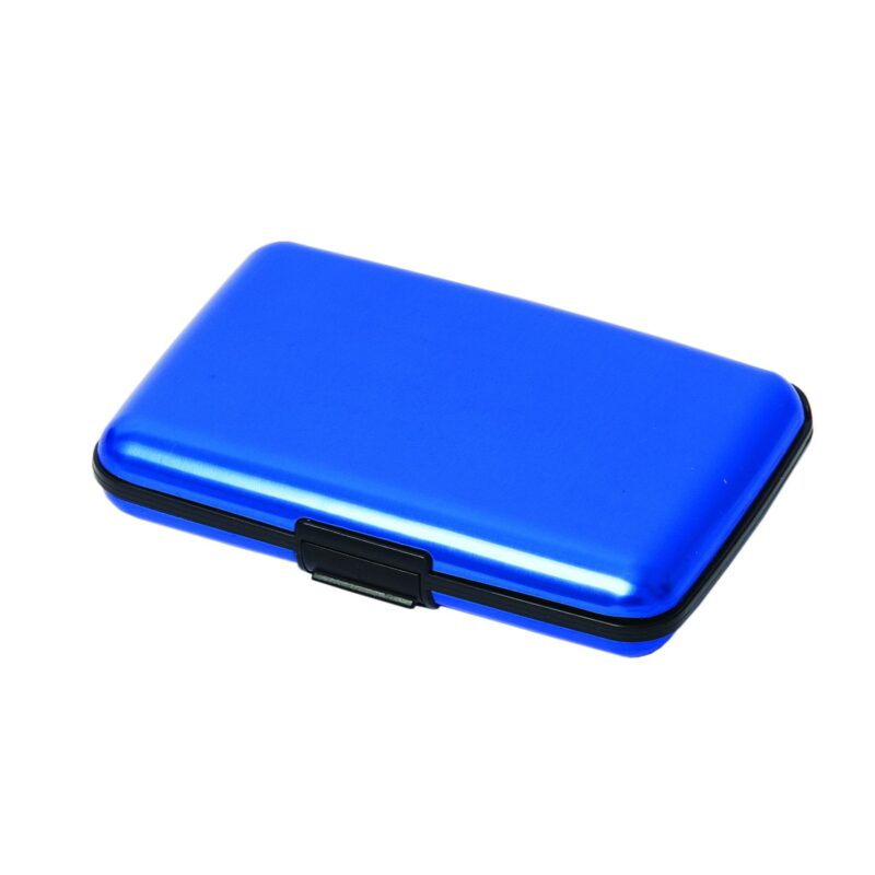 The Bodyguard Card Holder With Rfid Protection