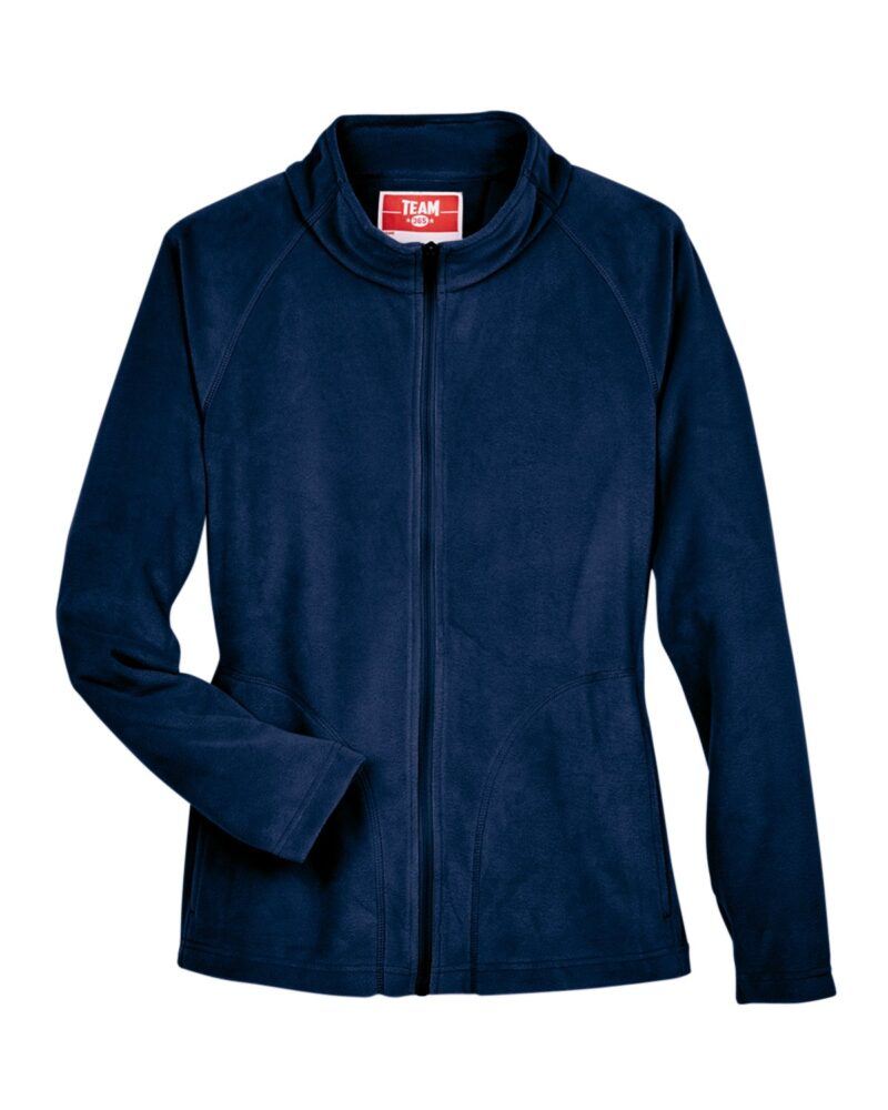 Team 365 Ladies Campus Microfleece Jacket