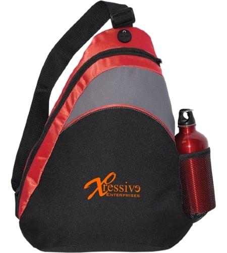 Cobalt Sling Backpack