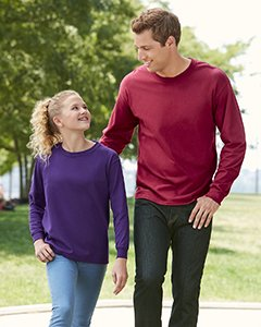 Gildan Adult Ultra Cotton®long-sleeve T-shirt