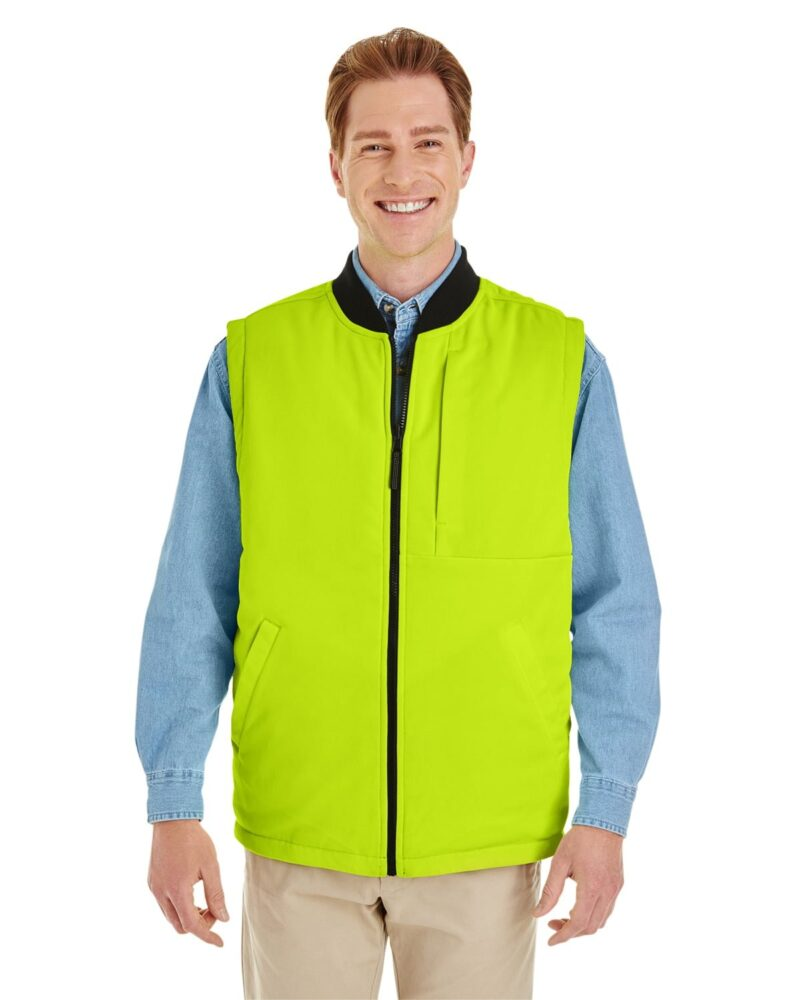 Harriton Adult Dockside Reversible Freezer Vest