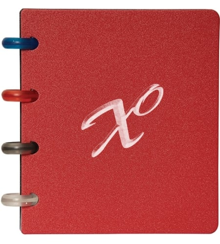 Colorspin Square Jotter