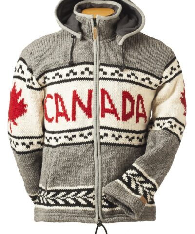 Canadian Wool Cardigan