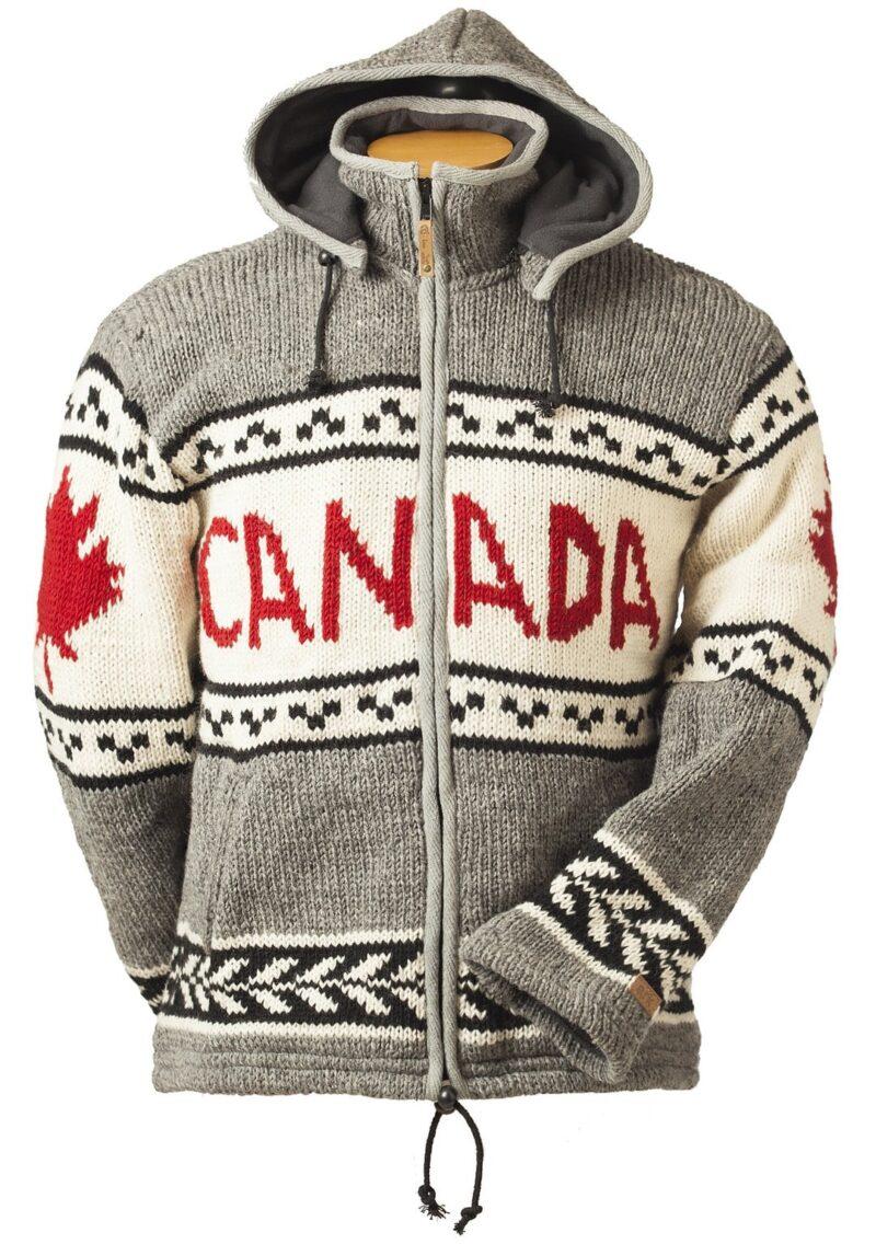 Canadian Wool Cardigan
