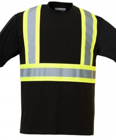 Safety Cotton Short Sleeve T-shirt