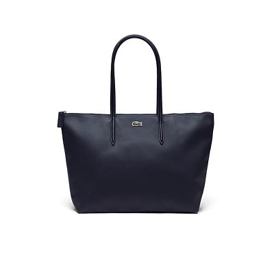 Lacoste Concept Zip Tote Bag
