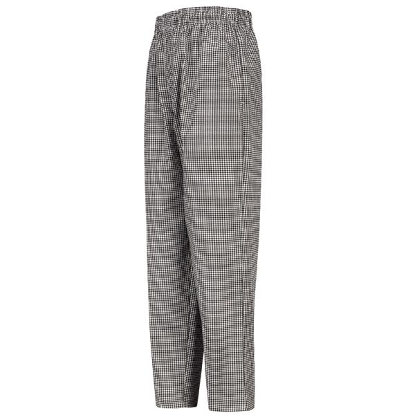 Baggy Chef Pant With Zipper Fly