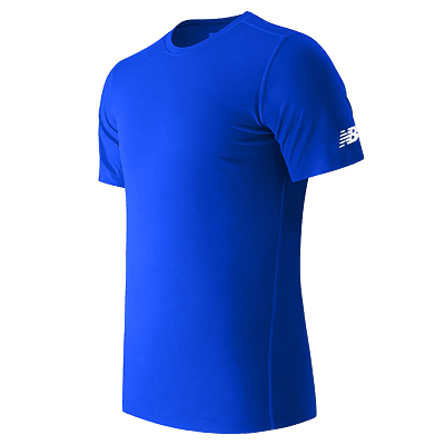New Balance Men's Short Sleeve Shirt
