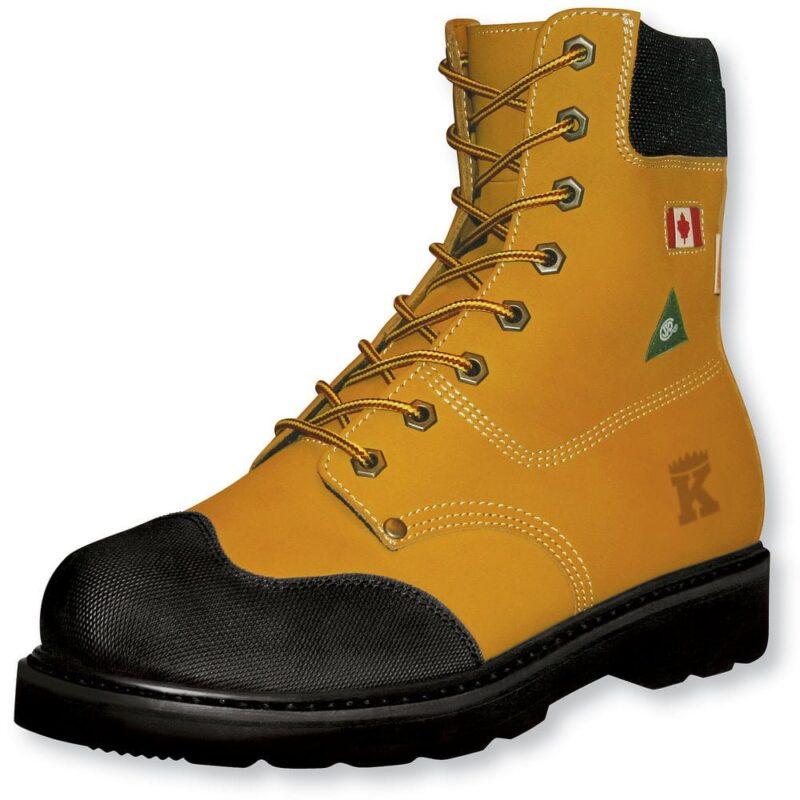 """Comfort King Steel Toe 6"""" Work Boot"""