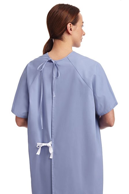 Patient's Night Gown – Unisex