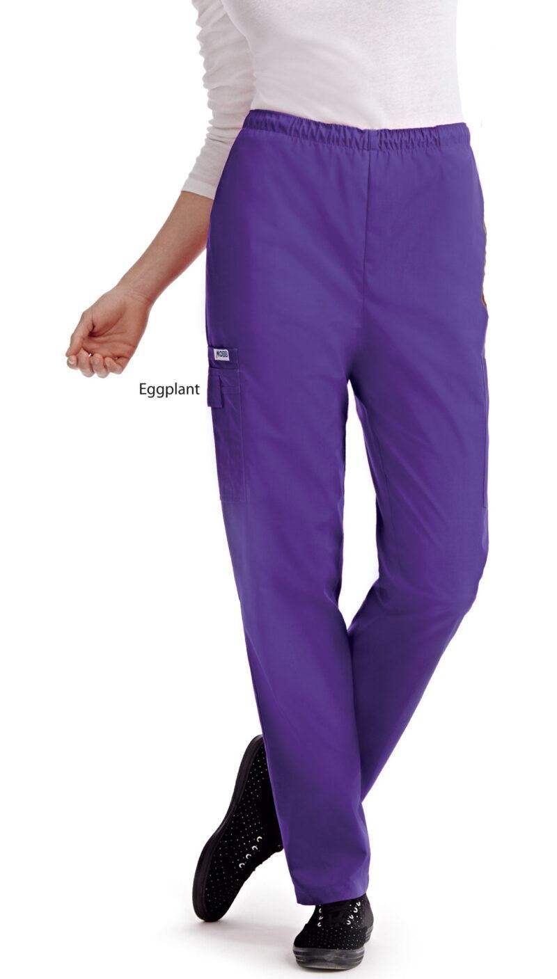 Mobb Unisex Drawstring / Elastic 5 Pocket Scrub Pant
